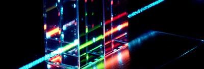 Laser Cubes