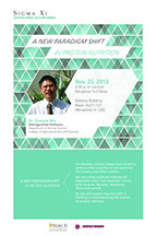 Dr. Wu Lecture Poster